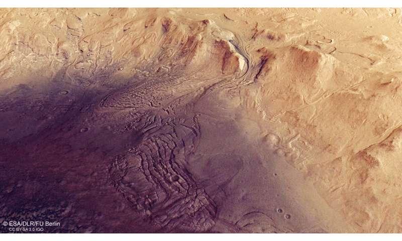 The dark dunes of Mars: Moreux crater