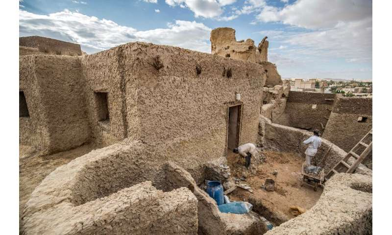 The European Union and Egyptian company Environmental Quality International (EQI) began to restore the fortress in 2018, at a co