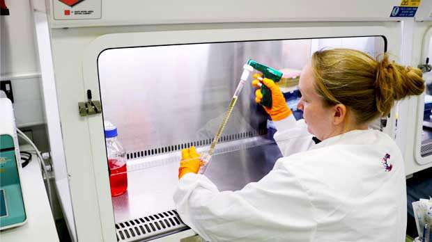The making of a living ovarian cancer biobank