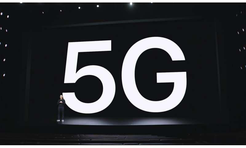 The promise of 5G wireless - speed, hype, risk