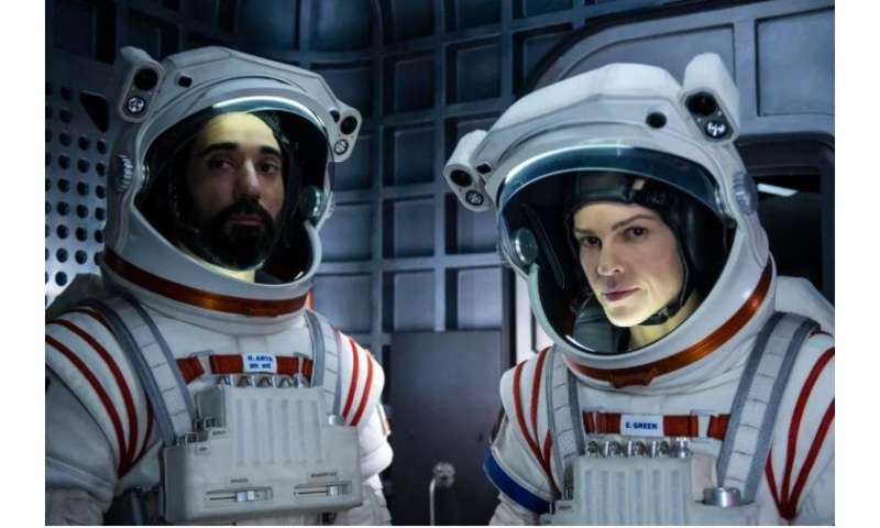 The science behind life in space on 'Away'