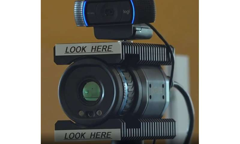 Think you have COVID? This camera could tell you
