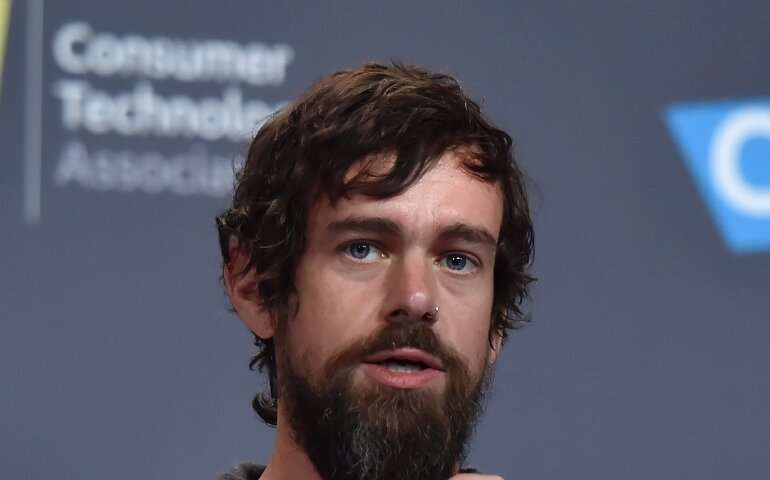 Twitter CEO Jack Dorsey, seen here in 2019, apologized for the hack affecting prominent accounts and said the company was taking