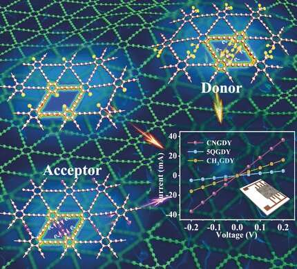Two-dimensional carbon networks: graphdiyne as a functional lithium-ion storage material