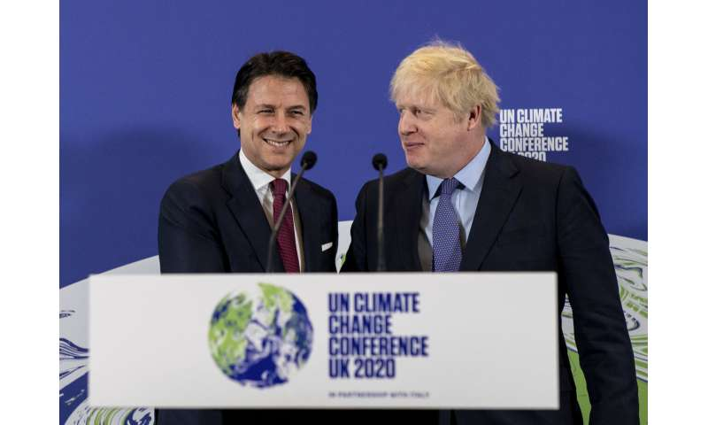 UK boosts climate effort by banning new gas vehicles by 2035