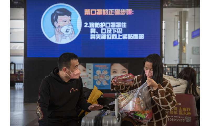 US advises no travel to China, where virus deaths top 200