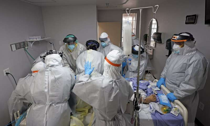 US tops 5 million confirmed virus cases, to Europe's alarm