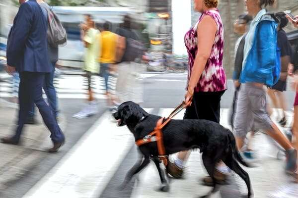 What coronavirus crisis means for blind and partially sighted people