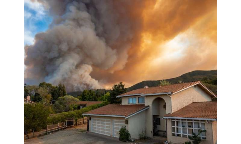 Wildfire risk rising as scientists determine which conditions cause blazes