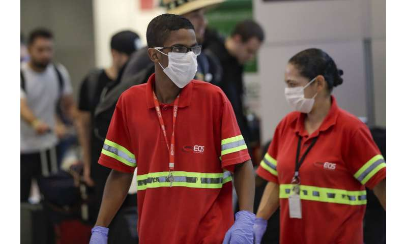 With first case, Latin America prepares for COVID-19 virus