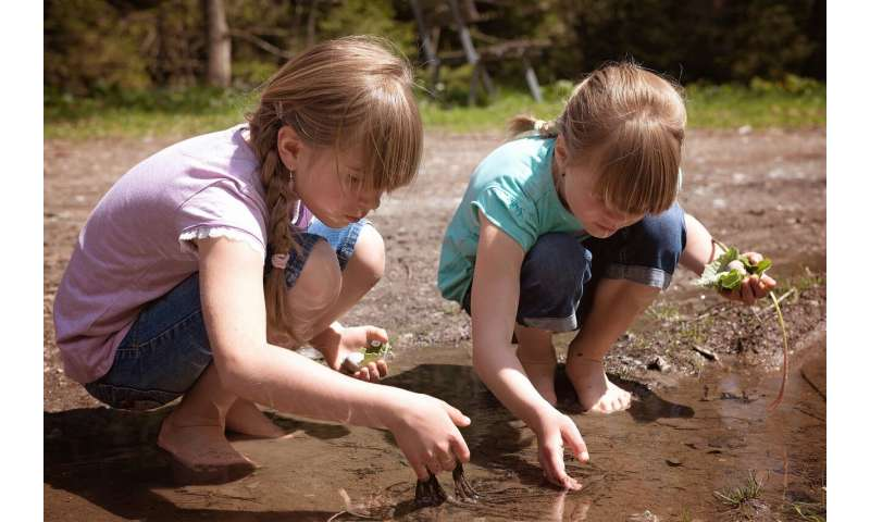 Young children would rather explore than get rewards, study finds