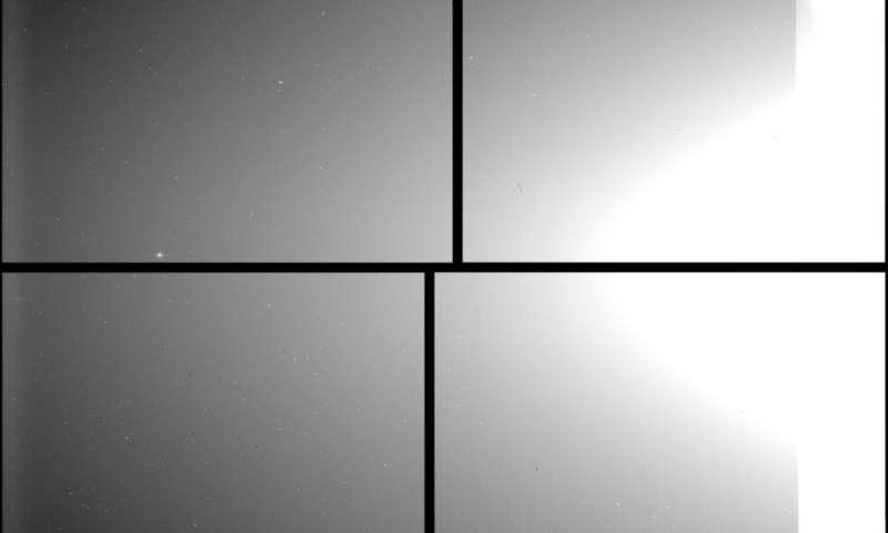 Solar Orbiter renvoie les premières données et capture les images les plus proches du soleil