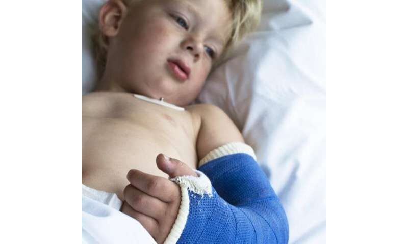 Research shows child abuse and neglect results in increased hospitalizations over time