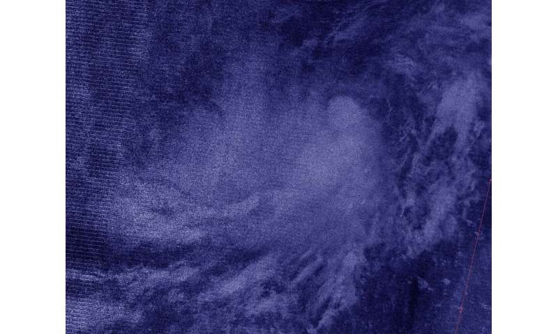 NASA-NOAA satellite helps confirm Teddy now a record-setting tropical storm