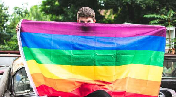 Researchers aim to reduce LGBTQ youth suicide with novel intervention