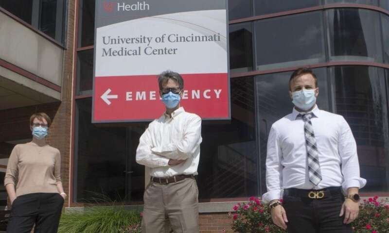 University of Cincinnati research produces different results from key China COVID-19 study