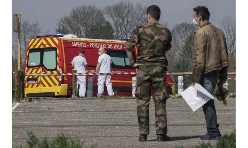 Across Europe, governments continued to rigorously enforce lockdown measures