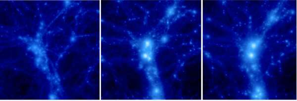 A thread of the cosmic web: astronomers spot a 50 million light-year galactic filament