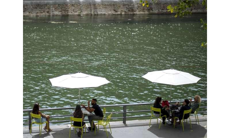 A virus cluster in France splits generations, raises fears