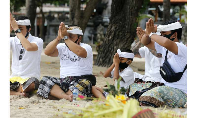 Bali island begins to reopen after 3-month virus lockdown