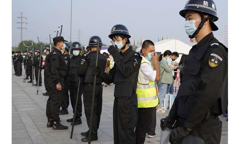 China opens auto show under anti-disease controls