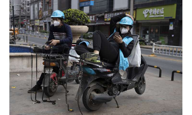 China's virus pandemic epicenter Wuhan ends 76-day lockdown