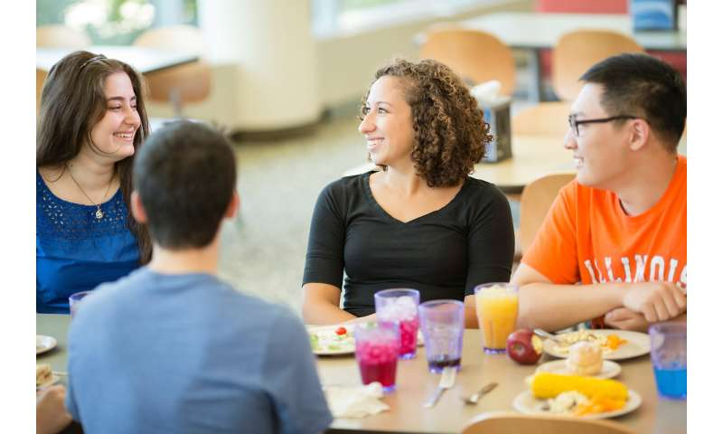 College students are less food insecure than non-students