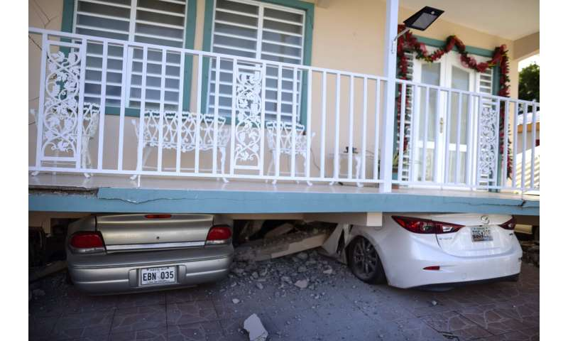 Experts seek answers behind constant quakes in Puerto Rico
