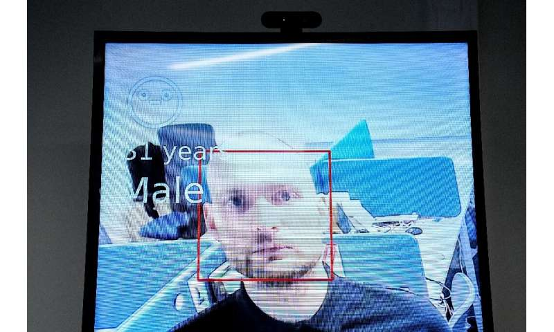 Facial recognition technology was first tested during the 2018 World Cup in Russia before going fully online in January
