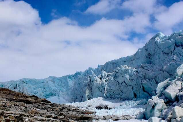 Greenland ice sheet reached tipping point 20 years ago, new study finds