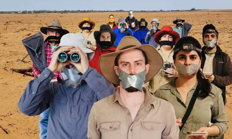 How Australia's environmental scientists are being silenced