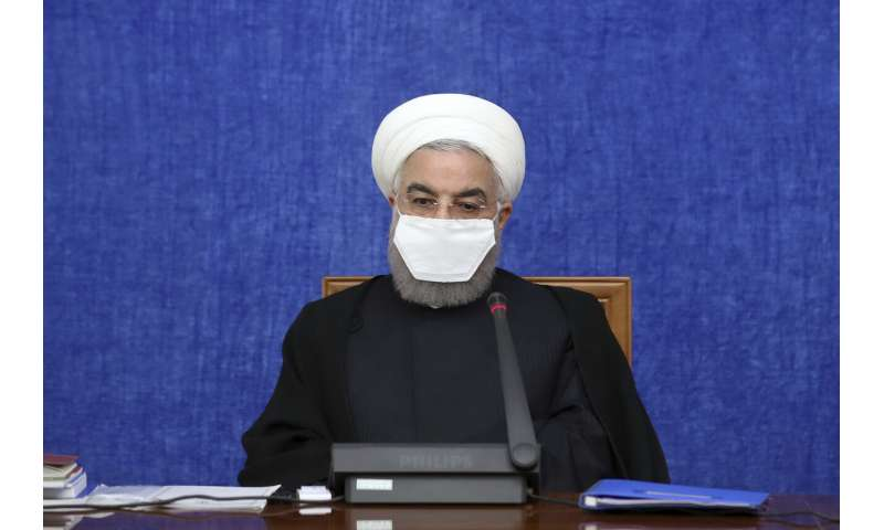 Iran announces its virus death toll passes 30,000