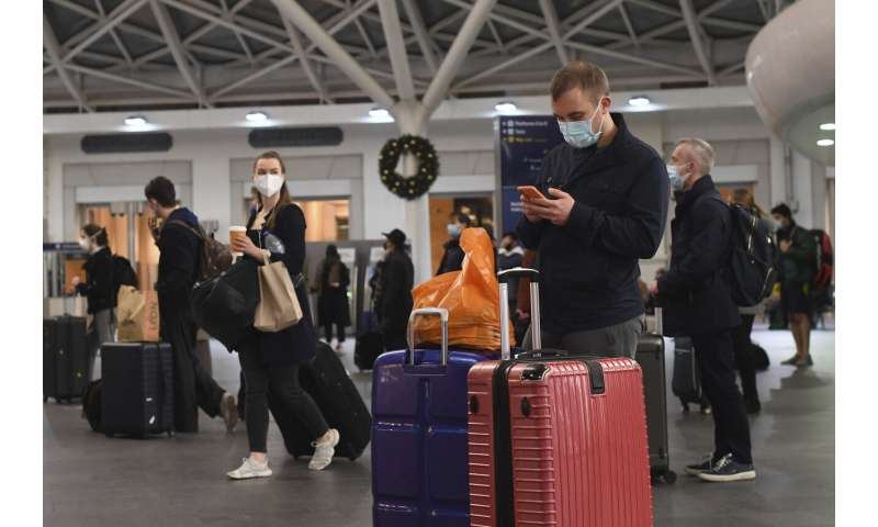 More EU nations ban travel from UK, fearing virus variant