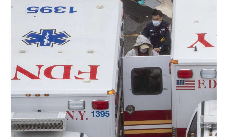 New York state surpasses 1,000 coronavirus deaths