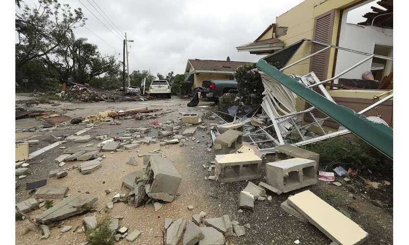Rain, road flooding as Tropical Storm Cristobal draws closer