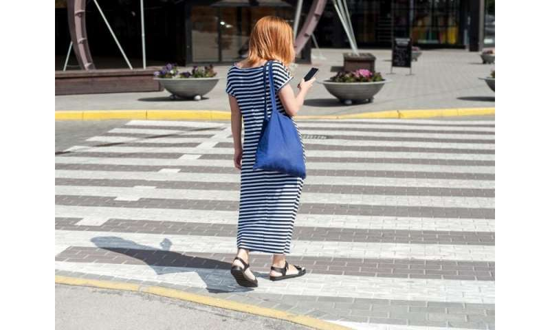 Record number of pedestrian deaths seen in U.S.