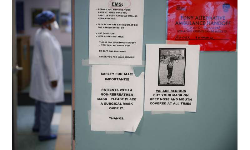 'Still scared': Health workers feel the toll of virus fight