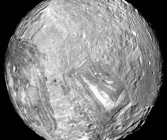 The moons of Uranus are fascinating enough on their own that we should send a flagship mission out there