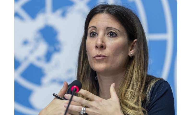 UN health agency's advice for the holidays: Don't hug thumbnail