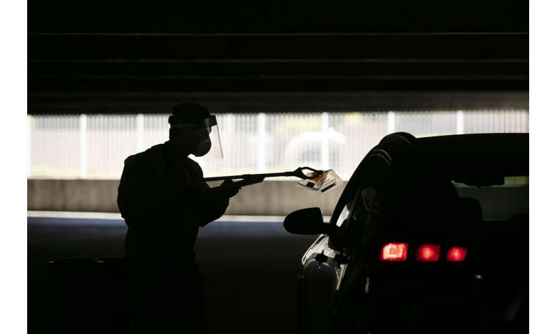 Unwelcome milestone: California nears million COVID-19 cases