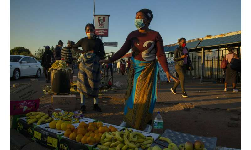 Virus could 'smolder' in Africa, cause many deaths, says WHO