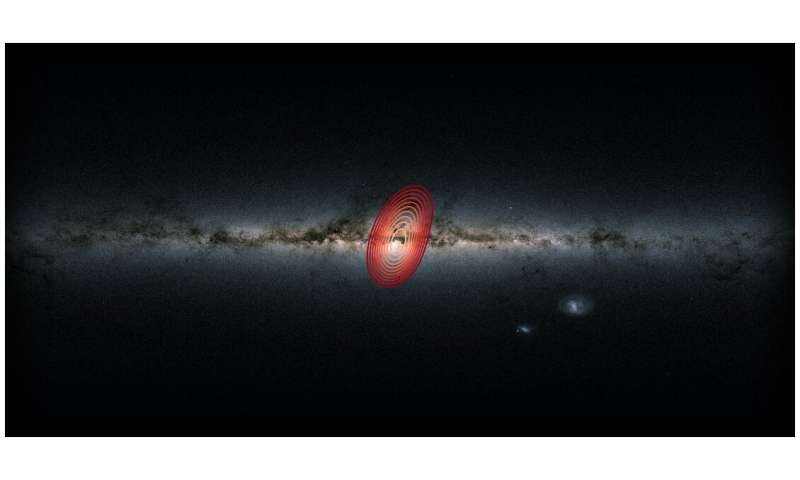 "Astronomers discover new ""fossil galaxy"" buried deep within the Milky Way"
