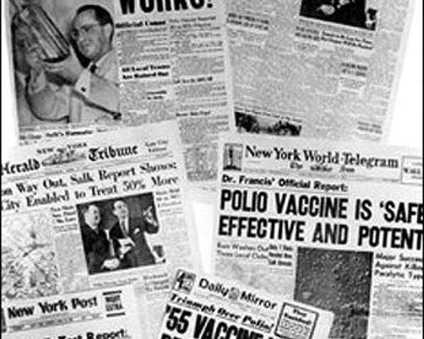 Coronavirus: the road to vaccine roll-out is always bumpy, as 20th-century pandemics show