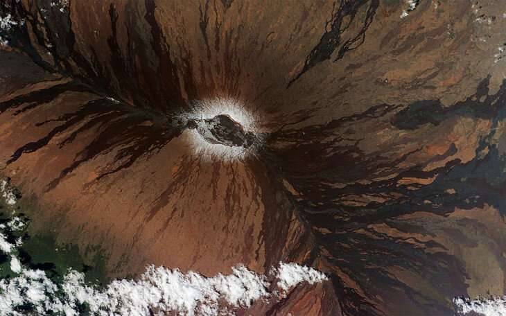 Deep learning artificial intelligence keeps an eye on volcano movements