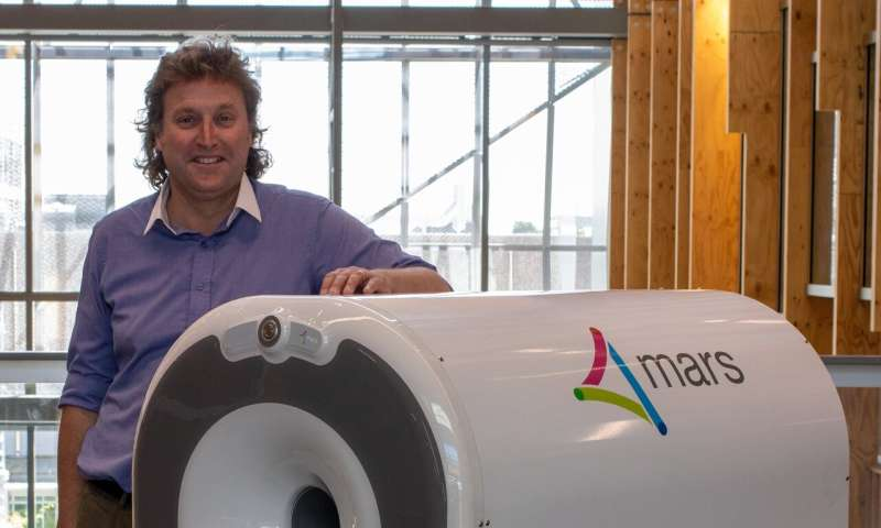 3D colour scanner invented by Otago Professor to be tested in international trial