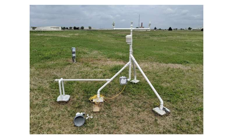 3-D-printed weather stations could enable more science for less money