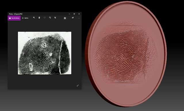 3-D printers help override biometric security measures