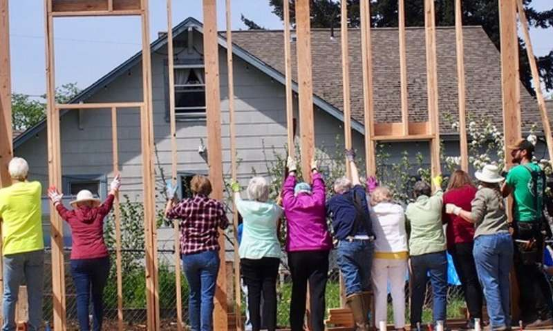 3 innovations helping the homeless in Eugene, Oregon