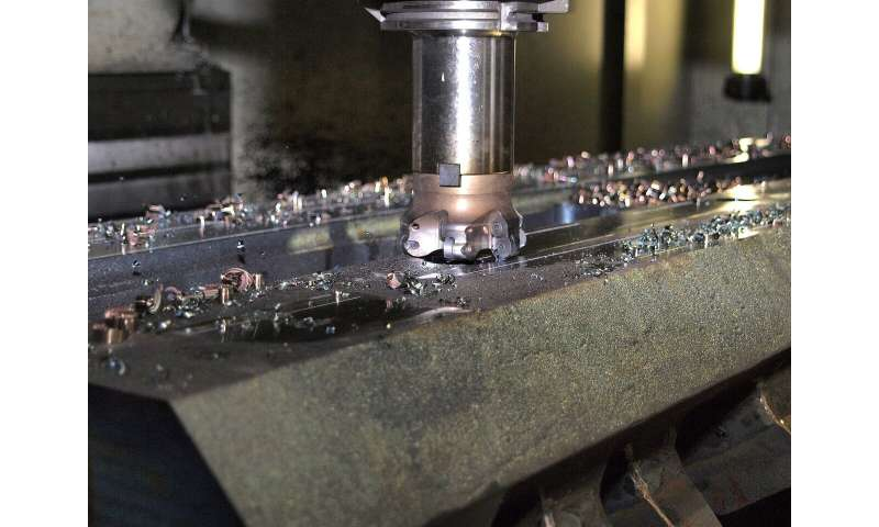An International Team of Scientists Works to Reduce Energy Consumption on Face Milling of Steel