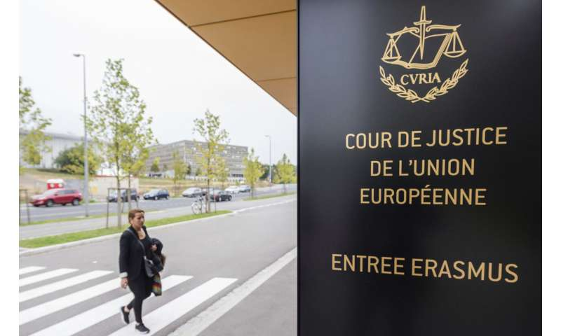 Apple wins EU court case over $15 billion in claimed taxes